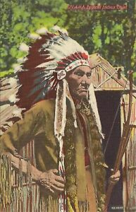CP-USA-INDIEN-A-TYPICAL-INDIAN-CHIEF