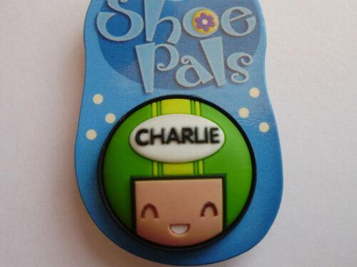 I for Crocs Buttonholes shoe bling BOYS Shoe Pals A