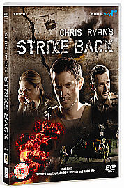 Chris-Ryan-039-s-Strike-Back-DVD-2010-2-Disc-Set-freepost-in-very-good-conditi