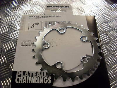 Stronglight 74mm BCD 5 Bolt Steel Bike Chainring NEW