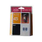 45 (51645A#140) Black Ink Cartridge