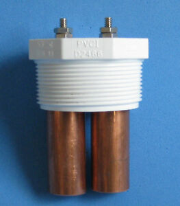 Pool Ionizer Electrodes Replacement Anodes Cathodes