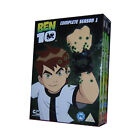 Ben 10 - Series 1 - Complete (DVD, 2009, 3-Disc Set, Box Set)