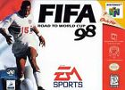 FIFA: Road to World Cup 98 (Nintendo 64, 1997)