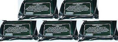 LOT 5 IDF Israeli Army Field Trauma Bandage Dressing Emergency IFAK Vacuum Seal