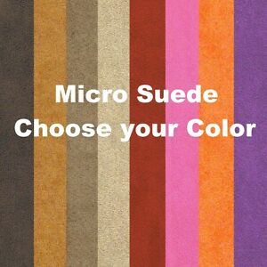 Suede-Upholstery-Micro-Fiber-Fabric-by-the-Yard-New