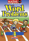 Maths Plus Word Problems 4: Pupil Book by Pearson Education Limited (Paperback, 2002)