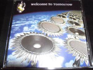 Snap-Welcome-To-Tomorrow-CD-Like-New