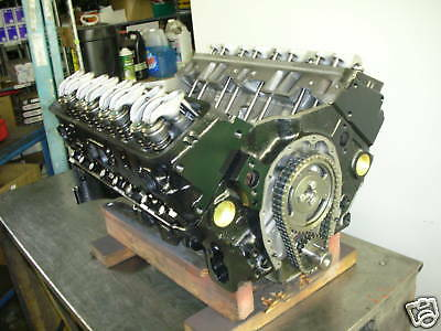 CHEVY 383 420HP 430FTLBS STROKER ENGINE 350 305