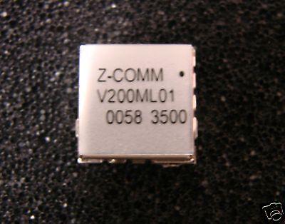 Z-COMM VCO 200MHz-300MHz, V200ML01, MINI-14H