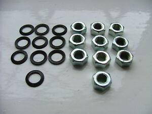 LAMBRETTA-VESPA-M7-7MM-7-MM-HEX-NUTS-NUT-LOCK-WASHERS-qt10