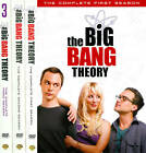 The Big Bang Theory: Seasons 1-3 (DVD, 2011, 10-Disc Set)