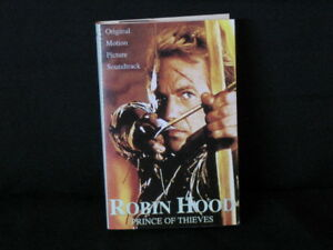 ROBIN-HOOD-PRINCE-OF-THIEVES-1991-Film-Soundtrack-Cassette-tape