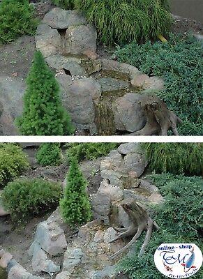 Premium Gartenteich Bachlauf Wasserfall Koi Teiche L
