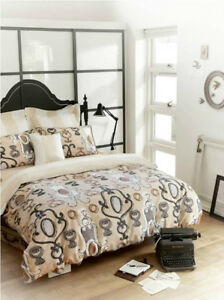 Palm-Springs-QUEEN-Size-Quilt-Doona-Cover-Set-225TC-Percale