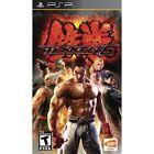 Tekken 6 (Sony PSP, 2009)