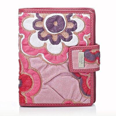Brand new French designer DECKAS PARIS ladies women's wallet purse