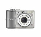 Canon  PowerShot A1100 IS 12.1 MP Digital Camera - Silver