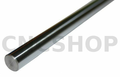 SF12-800mm 12mm HARDENED ROUND SHAFT - LINEAR RAIL ROD SLIDE BEARING CNC ROUTER