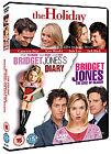 Bridget Jones's Diary/Bridget Jones - The Edge Of Reason/The Holiday (DVD, 2008, 3-Disc Set, Box Set)