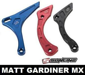 Sunline motocross mx engine case saver yz yzf cr crf kxf ktm rm rmz