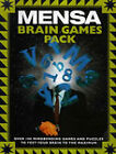 Mensa Brain Games Pack by John Bremner, Carolyn Skitt (Paperback, 1999)