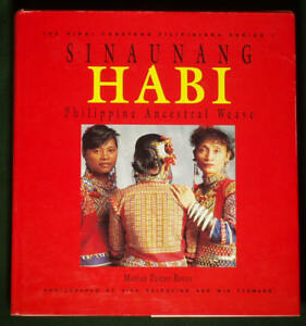 BOOK-Traditional-Filipino-Folk-Costume-ethnic-textile-Philippines-clothing-dress