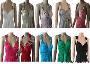 Ladies-Maxi-Coil-Maxi-Dress-Summer-Essential