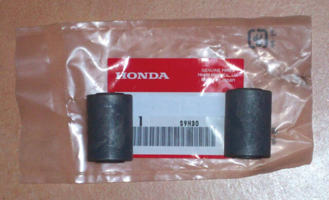 2 x Schwingenlager Lager Schwinge Honda CY CB XL 50 Rear Bush Rubber Pivot NEU