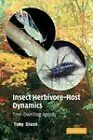 Insect Herbivore-Host Dynamics: Tree-Dwelling Aphids by A. F. G. Dixon (Paperback, 2011)