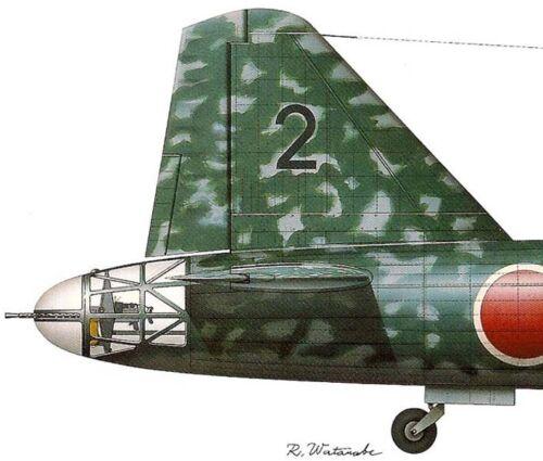 IJAAF MITSUBISHI HIRYU PEGGY Ki-67 Ki-94 Japanese Bomber 3 Vol FAOW Set