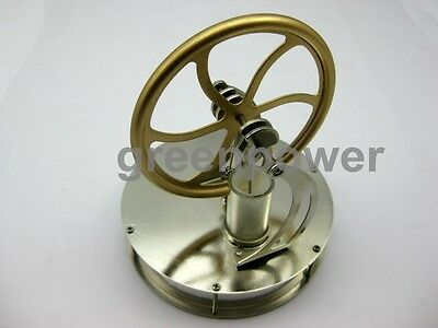 New Low Temperature Stirling Engine Motor Steam Heat Education Model Toy LT001