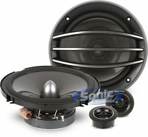 Pioneer-TS-A1604C-6-1-2-2-Way-A-Series-Component-6-5-Car-Stereo-Speaker-System