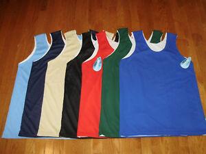 Men-039-s-Yale-Sportswear-Basketball-Reversible-Jersey-amp-Short-034-Sold-Separately