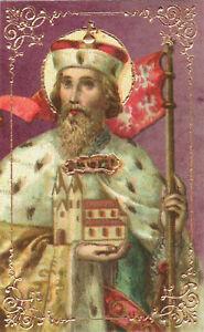SANTINO-HOLY-CARD-SAN-LEOPOLDO-D-039-AUSTRIA-IL-PIO