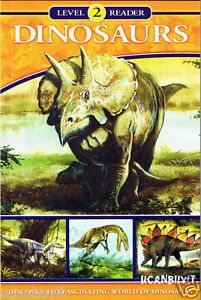The-Fascinating-World-of-DINOSAURS-Educational-Book-Reading-Level-2-Grades-2-4