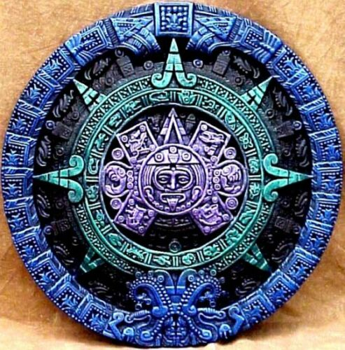 Mayan Aztec Calendar Mexican Wall Hanging Art Home Decor