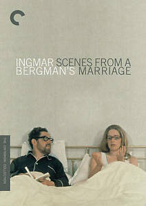 Scenes-from-a-Marriage-DVD-2004-3-Disc-Set-Criterion-NEW-FREE-SHIPPING
