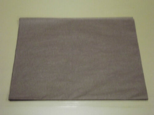 Silk paper wrapping tissue 10 sheets 50 x 75 white or 18 other model