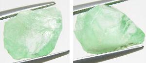 #6 Vietnam 100% Natural Transparent Amazonite Microline Crystal Specimen 6.70ct