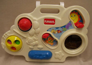 Vintage 42 toy Playskool musical