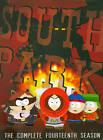 South Park: The Complete Fourteenth Season (DVD, 2011, 3-Disc Set)