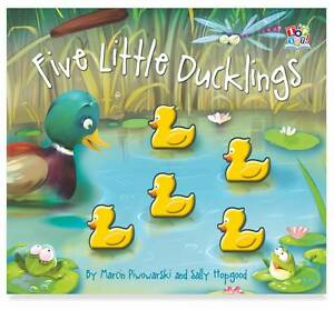 Five-Little-Ducklings-ExLibrary