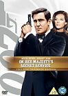 On Her Majesty's Secret Service (DVD, 2008, 2-Disc Set)