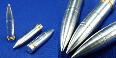 28cm LEOPOLD K 5 (E) RAIL GUN PROJECTILES (AMMO)  #35P31 1/35 RB