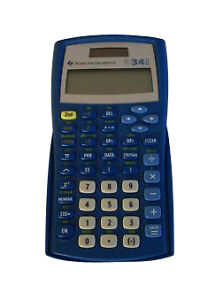 texas instruments ti 34 ii scientific calculator ebay rh ebay com TI- 36 Solar ti-36x ii user manual