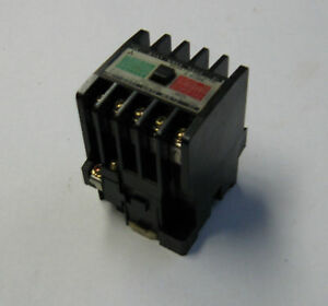 Mitsubishi-Magnetic-Contactor-Type-S-A12RM-100V-Coil-Used-WARRANTY