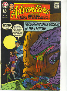 Adventure-Comics-380-1969-Legion-of-Super-Heroes-Silver-Age-DC-Comics-US-Comics