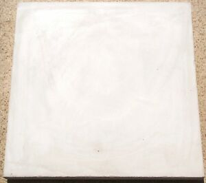 """FLAT SMOOTH FACE STEPPING STONE CONCRETE MOLD 18""""x18"""" MAKE FOR PENNIES FREE SHIP"""