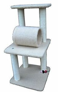 Mid-Size-36-Cat-Tower-Tree-w-Condo-Scratcher-Furniture
